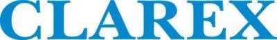 CLAREX Blue Logo